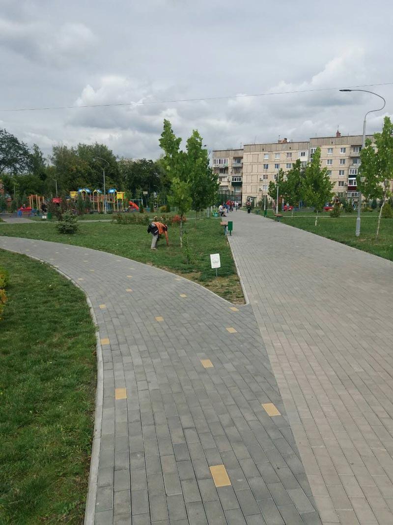 Упорядкування парку
